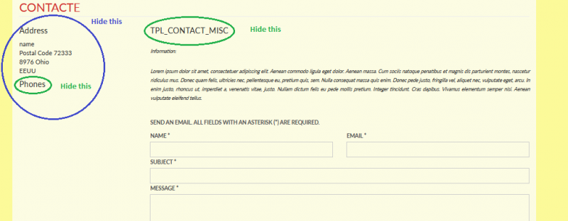 SOLVED] Setup contact form (Joomla) in AdsClarity - Joomprod